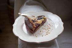 Le clafoutis aux prunes (sans gluten ni produits laitiers)