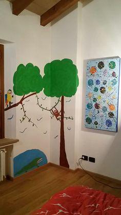 i sogni di Tommy di Elena Iori  #astratto #materico #pittrice #arte #quadri #color #elena #pittura #opera #italy #parma #pianeti #spazio #cielo #luce #me #acrilico #cornice #camera #bambino #arredamento