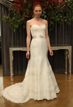 Judd Waddell - Fall 2012 - Wedding Dress