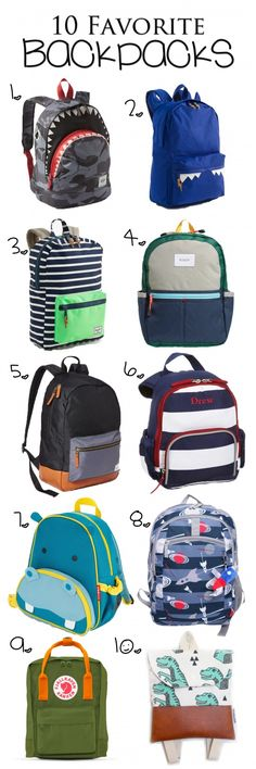 053f7b5771 10 Favorite Backpacks by The Modern Dad About Me Blog