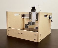 The Sienci Mill One is an open source, Arduino-powered desktop milling machine. #thearduinoshop
