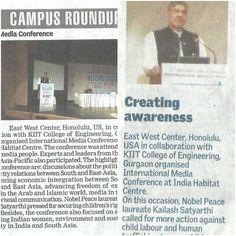 KIIT Gurgaon - Media Conference