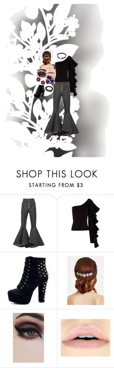 """""""the perfect outfit for a day in peris"""" by bishpleaseimaprincess on Polyvore featuring Élitis, E L L E R Y, Beaufille, Jon Richard and Concrete Minerals"""
