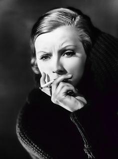 Greta Garbo by Clarence Sinclair Bull, 1929