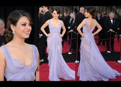 Mila Kunis in Elie Saab Haute Couture