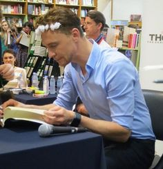 Oh hell yes!! 26 Times Tom Hiddleston Made You Wish He Were Yours In 2014