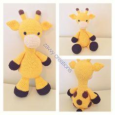 Geoffrey Giraffe, Because Cutesy Alliteration Alliteration, Little Critter, Hobbit, Tweety, Pattern Design, Crochet Patterns, Dolls, Pillows, Unique Jewelry