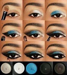Smoky Eyeshadow, Eyeshadow Looks, Eyeshadow Makeup, Eyeshadows, Makeup Goals, Makeup Tips, Makeup Questions, Make Up Designs, Eye Makeup Designs