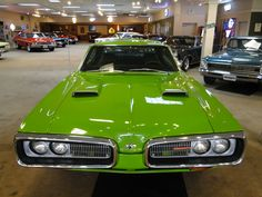 The 1970 Dodge Superbee will pass anything but a gas station!