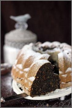 Dulce de Leche: Makovo orechová bábovka (bez múky) Healthy Cookies, Sponge Cake, Pie, Healthier Desserts, Sweet, Food, Basket, Dulce De Leche, Sweets
