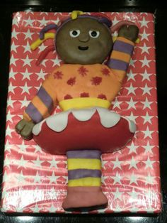 Upsy Daisy cake!