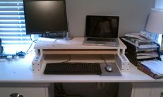 DIY Varidesk like height adjustable desk..need someone to build this for me please
