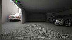 Modern Interior, Entrance, Basement, Doors, Luxury Garage, Ideas Para, Design, Future, Google