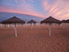 Sunset Beach Tents - http://xblogs.me/sunset-beach-tents/  #Portugal