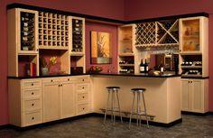 Build Your Own Wine Rack Storage * * More Home Bar Ideas here: http://homebar.involvery.com/