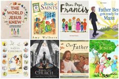 Our Favorite Religious Books for Kids