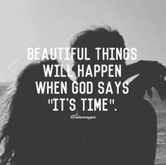 Gods timing is perfect Bible Verses Quotes, Faith Quotes, Peace Quotes, Biblical Quotes, Meaningful Quotes, Godly Dating, Godly Relationship, Godly Marriage, God Centered Relationship