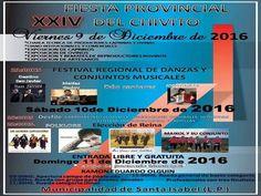 "Santa Isabel: ""XXIV Fiesta Provincial del Chivito"""
