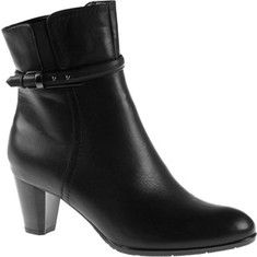 ara Trixie 43465 - Black Leather with FREE Shipping & Returns. The Trixie is a fashionable and comfortable ankle boot accented with a
