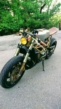 Ducati 996 Cafe Racer