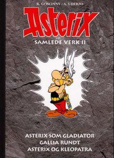 """Asterix - samlede verk - bok 2"" av René Goscinny"