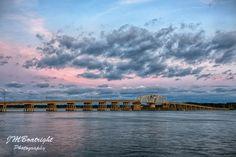 Woods Memorial Bridge Beaufort SC