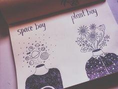 spaceboydan | plantboyphil