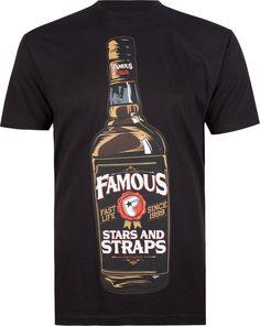 FAMOUS Stars & Straps FSAS x Yelawolf Finest Label Mens T-Shirt for Sale