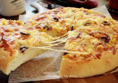 Allie's private paradise: 素Pizza