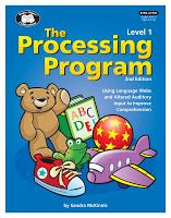 Speech Lady Liz: Review-Super Duper's The Processing Program Level 1 & 2 ||| auditory processing, following directions