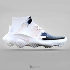 Looking for more information on sneakers? In that case just click here to get more info. Relevant details. Mensxp Sneakers. Sneakers have already been an eleMent of the fashion world for longer than you might think. Modern day fashion sneakers carry little resemblance to their early forerunners but their popularity remains undiminished. #sneakerssport Custom Shoes, Nike Custom, Men's Sneakers, Green Sneakers, Dress With Sneakers, Running Sneakers, Running Shoes For Men, Sneakers Fashion, Sneakers Design
