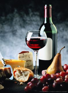 Wine and Cheese: