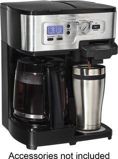 Hamilton Beach - FlexBrew 12-Cup Coffeemaker - Multi