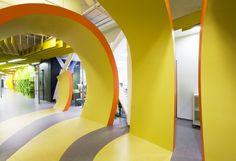 Yandex Saint Petersburg Office II / za bor architects/Saint Petersburg, Russia