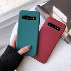 Cute Candy Color Soft TPU Phone Case Back Cover for Samsung Galaxy – Nowachic Cool Phone Cases, Phone Covers, Iphone Cases, Huawei Phones, Best Iphone, Iphone 11, Cute Candy, Samsung Galaxy Note 8, Candy Colors