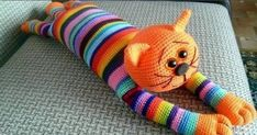 Crochet Elephant Pattern, Knitted Doll Patterns, Crochet Animal Patterns, Knitted Dolls, Stuffed Animal Patterns, Crochet Animals, Crochet Dolls, Scrap Crochet, Diy Crafts Crochet