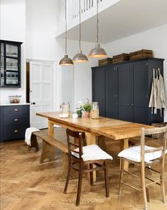 "2,148 Likes, 14 Comments - deVOL Kitchens (@devolkitchens) on Instagram: ""This beautiful Arts and Crafts house was filled with sunshine and style. Its incredible original…"""