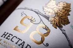 98 Hectares on Packaging of the World - Creative Package Design Gallery Wine Label Design, Bottle Labels, Packaging Design Inspiration, Worlds Of Fun, Energy Drinks, Vodka, Branding, Creative Package, Graphic Design