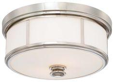 Minka Lavery Lighting 2 Light Flush Mounts Ceiling Flush
