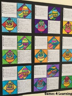 Bucket full of money filled easter eggs a cute money gift idea easter activity easter writing prompts quilt negle Gallery