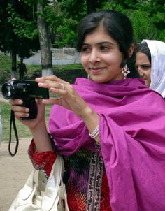 My conversations with Malala Yousafzai, the girl who stood up to the Taliban (+video) - CSMonitor.com
