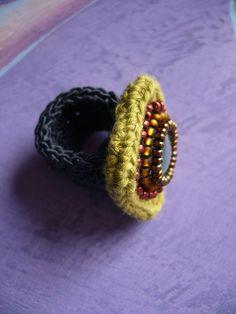 Crochet Rings, Shops, Etsy Shop, Bracelets, Bangles, Tents, Retail, Bracelet, Retail Stores