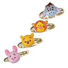 Winnie-the-Pooh & Friends Tsum Tsum Rings