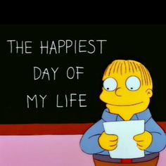 For a television show that needs no introductions, an impeccable collection of the fifty funniest Simpsons GIFs of all time! Simpsons Drawings, Simpsons Art, Cute Memes, Funny Memes, Movie Quotes, Funny Quotes, Ralph Wiggum, Love You Meme, Beautiful Lyrics