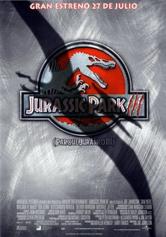 Parque Jurásico 3 - Jurassic Park III