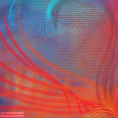 heart ketubah giclee print high by KetubahandJudaica on Etsy