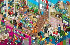 → Jeux vidéo → L'art du Pixel et ses dérivés ! → Pixel Art ...