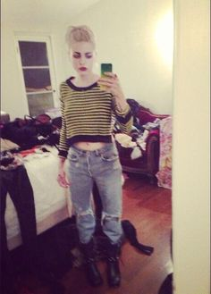 Frances Bean Cobain I'M OBSESSED WITH THIS CHICA