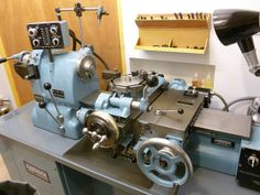 Hardinge HC2. Another view of the Hardinge. | Flickr - Photo Sharing! - if i ever did a cnc lathe of my own design, i like this size and style