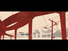 Kiss Kiss Bang Bang - Opening Titles by Prologue Films Graphic Design Trends, Graphic Design Print, Digital Illustration, Graphic Illustration, Kiss Kiss Bang Bang, Architecture Design, Adobe Illustrator Tutorials, Title Sequence, Movie Titles
